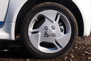 2012 Mitsubishi i wheel