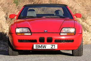 1989 BMW Z1 front view