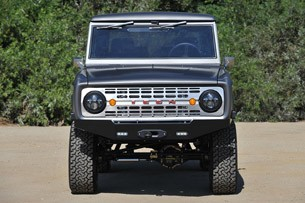 Icon Bronco front view