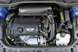 2011 Mini Countryman engine