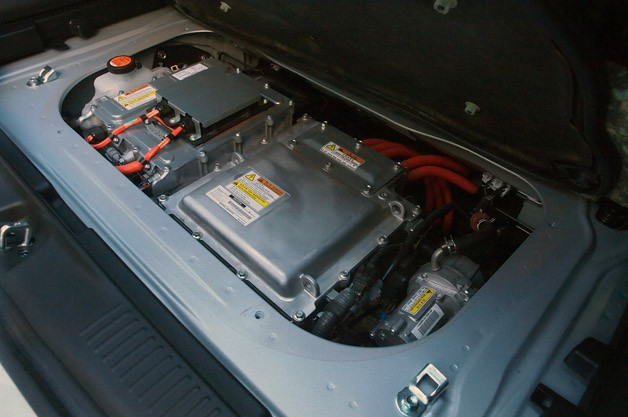 2012 Mitsubishi i battery pack