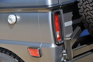 Icon Bronco rear fender