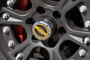Icon Bronco wheel detail