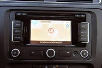 2011 Volkswagen Jetta TDI navigation system