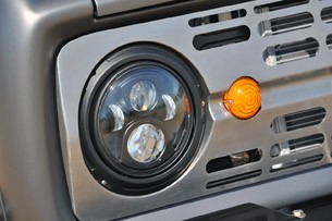 Icon Bronco headlight