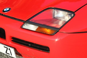 1989 BMW Z1 headlight
