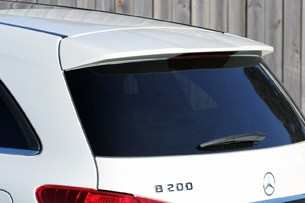 2012 Mercedes-Benz B-Class rear window