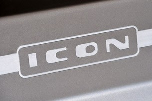 Icon Bronco badge