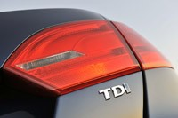 2011 Volkswagen Jetta TDI taillight