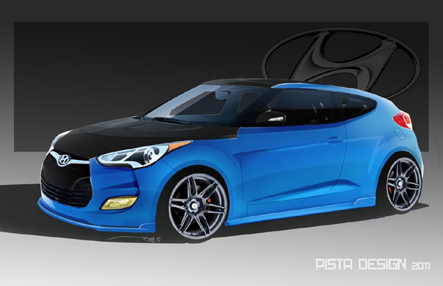 PM Lifestyle Hyundai Veloster