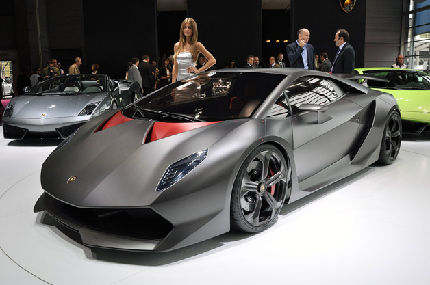 Lamborghini Sesto Elemento