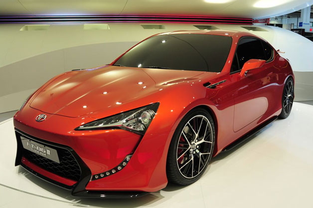 Toyota FT-86 II Concept