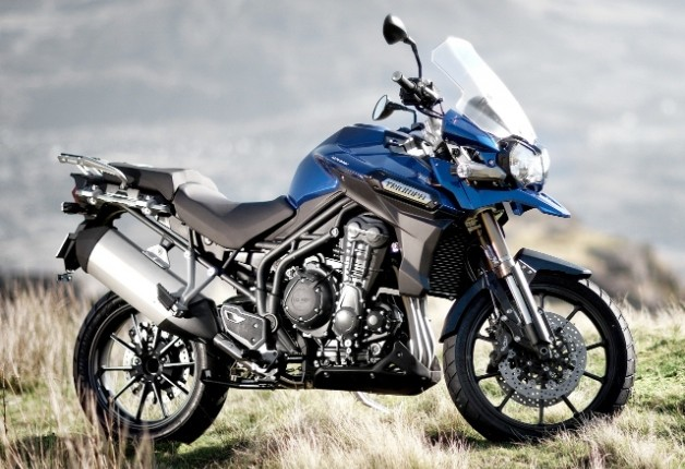 Triumph has dusted off the specifications for the company's 2012 Speed ...