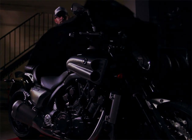 Yamaha Vmax Hyper Modified teaser screen capture
