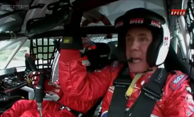 Darrell Waltrip in V8 Supercar