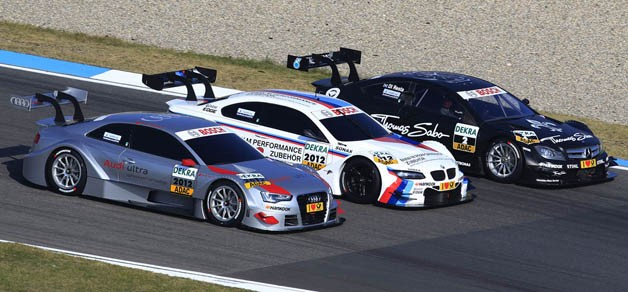 2012 DTM preview at Hockenheim