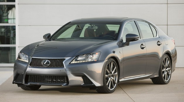 2012 Lexus GS 350 F Sport