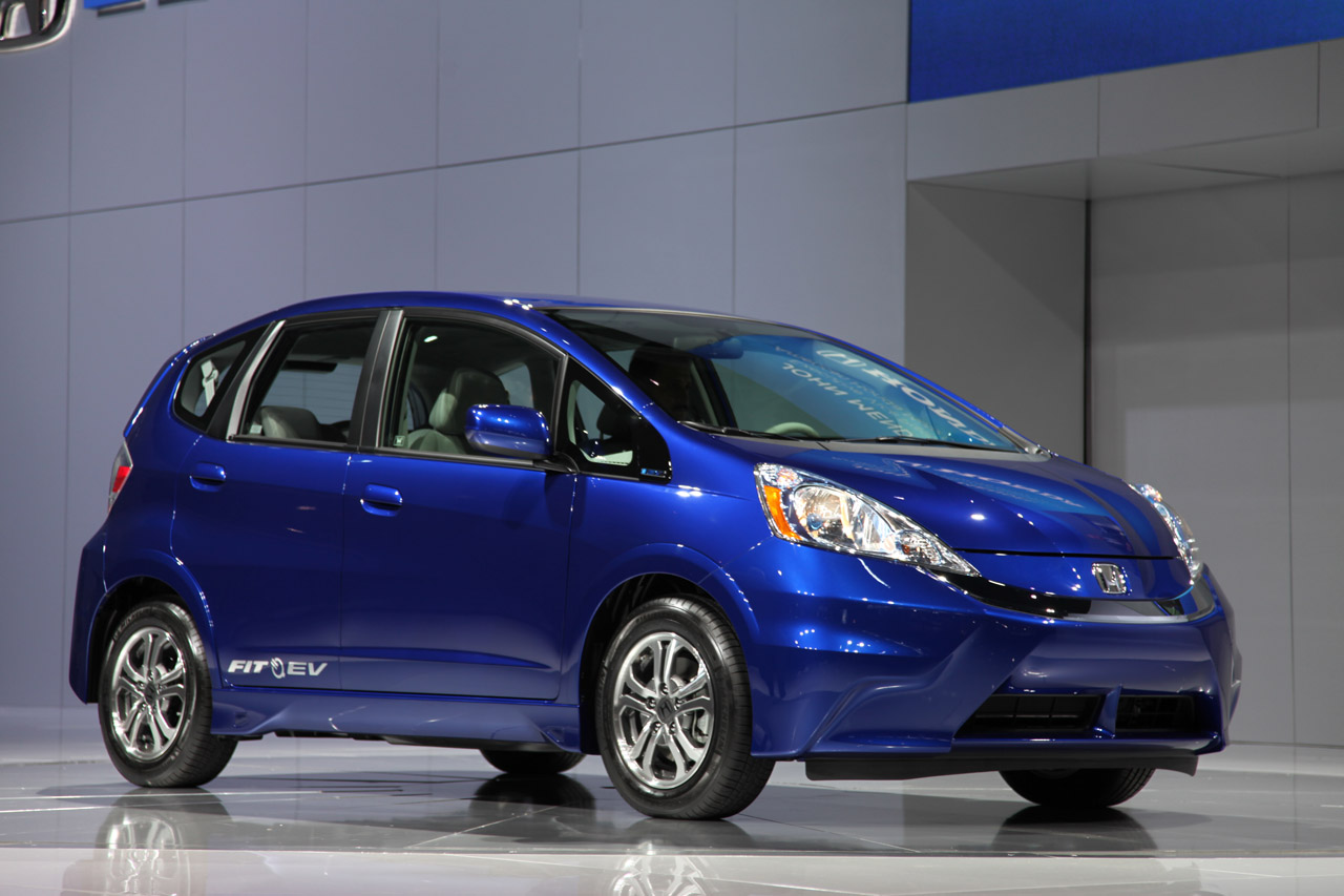 honda fit ev available in 2012 for lease only 399 per. Black Bedroom Furniture Sets. Home Design Ideas