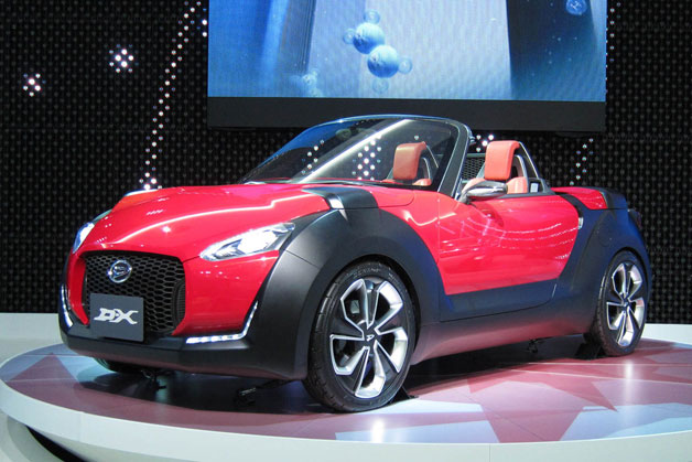 Daihatsu D-X portends the reduction endearing Copen successor