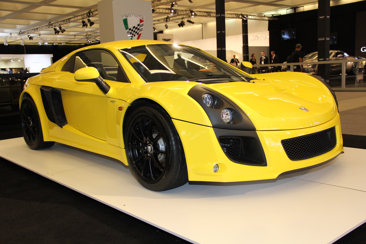 Mastretta Mxt La 2011 Photo Gallery Autoblog