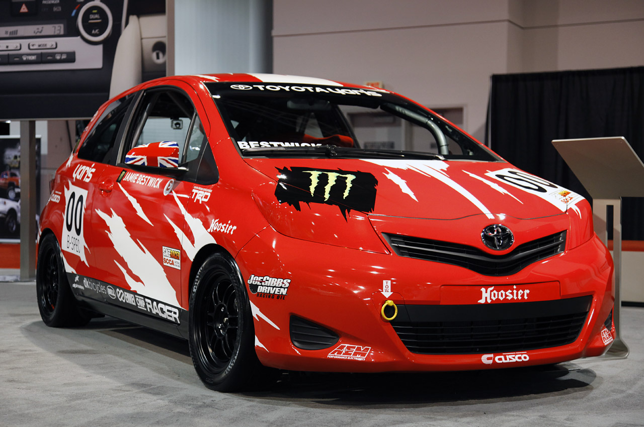 Toyota Sedan Models List >> Toyota Yaris B-Spec Club Racer - Autoblog