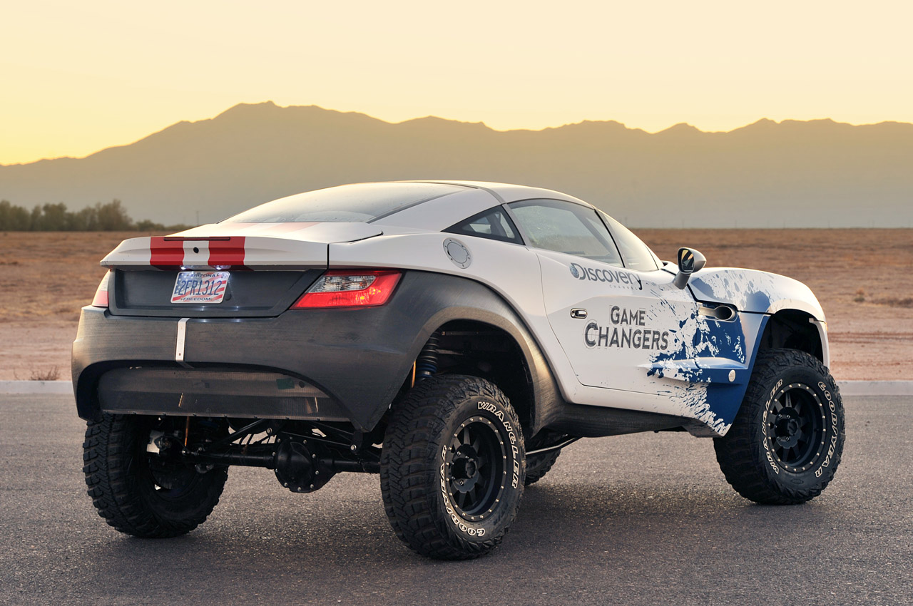Local Motors Rally Fighter >> Misc Local Motors Rally Fighter News And Reviews Autoblog