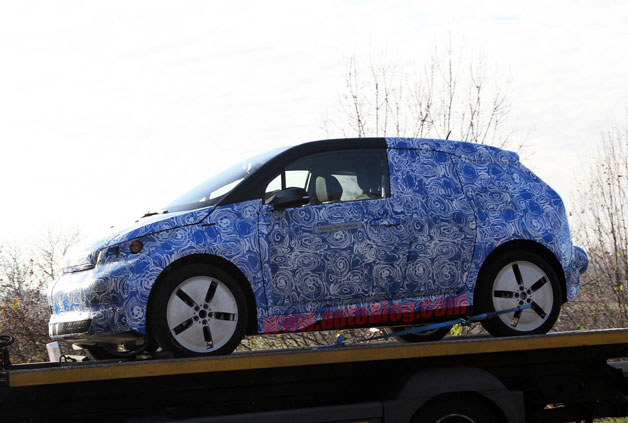 2013 BMW i3