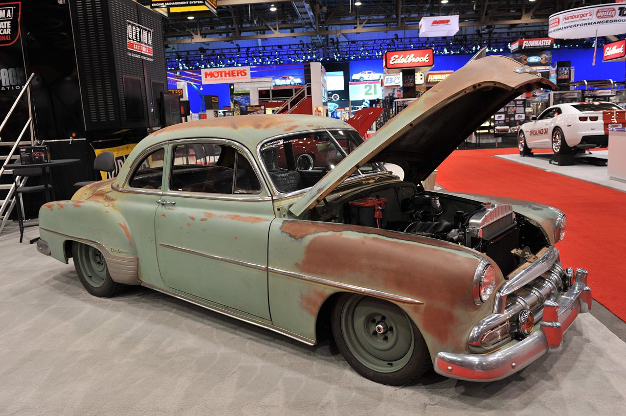 Icon Derelict 1952 Chevrolet Business Coupe looks even ...