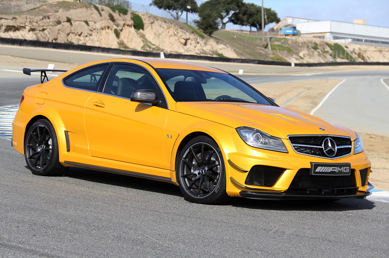 mercedes benz c63 amg black series turns in 7 46 lap on the 39 ring autoblog. Black Bedroom Furniture Sets. Home Design Ideas