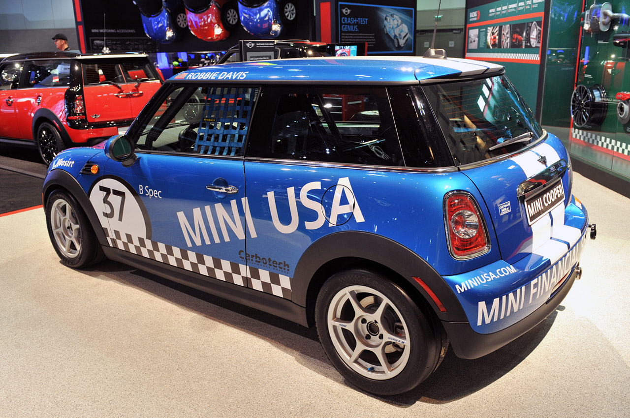 salon de los angeles 2011 mini cooper b spec dark cars wallpapers. Black Bedroom Furniture Sets. Home Design Ideas