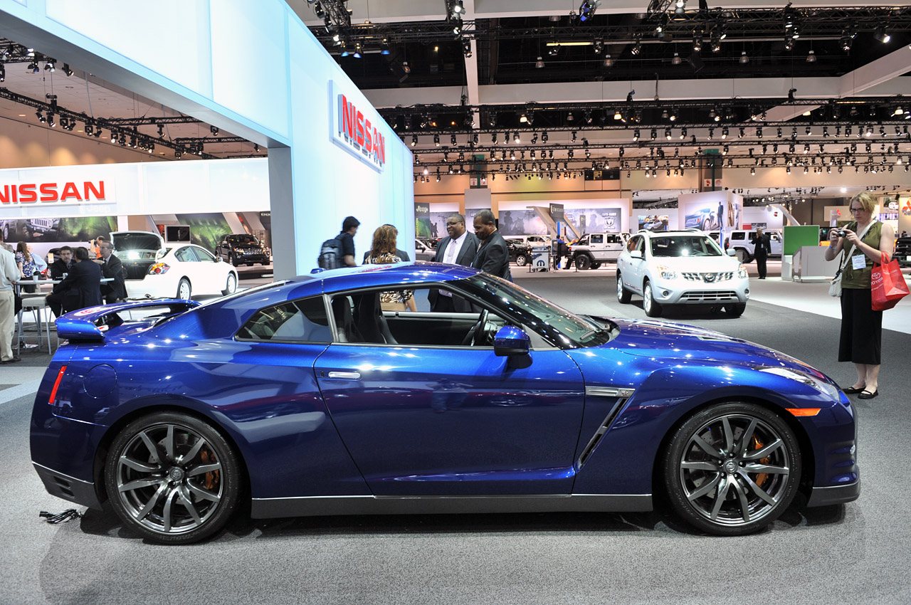 2013 Nissan Gt R Is More Of A Great Thing Autoblog