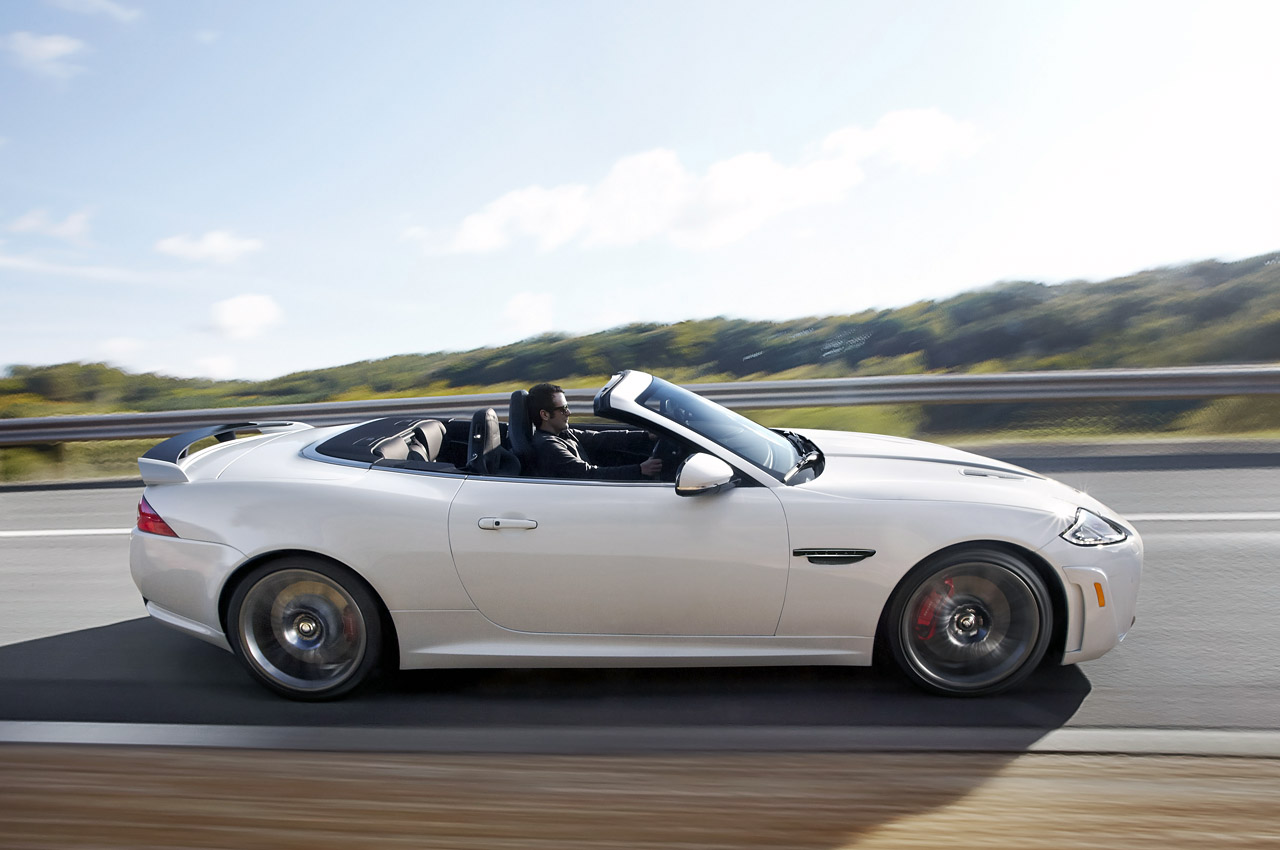 2012 jaguar xkr s convertible photo gallery autoblog. Black Bedroom Furniture Sets. Home Design Ideas
