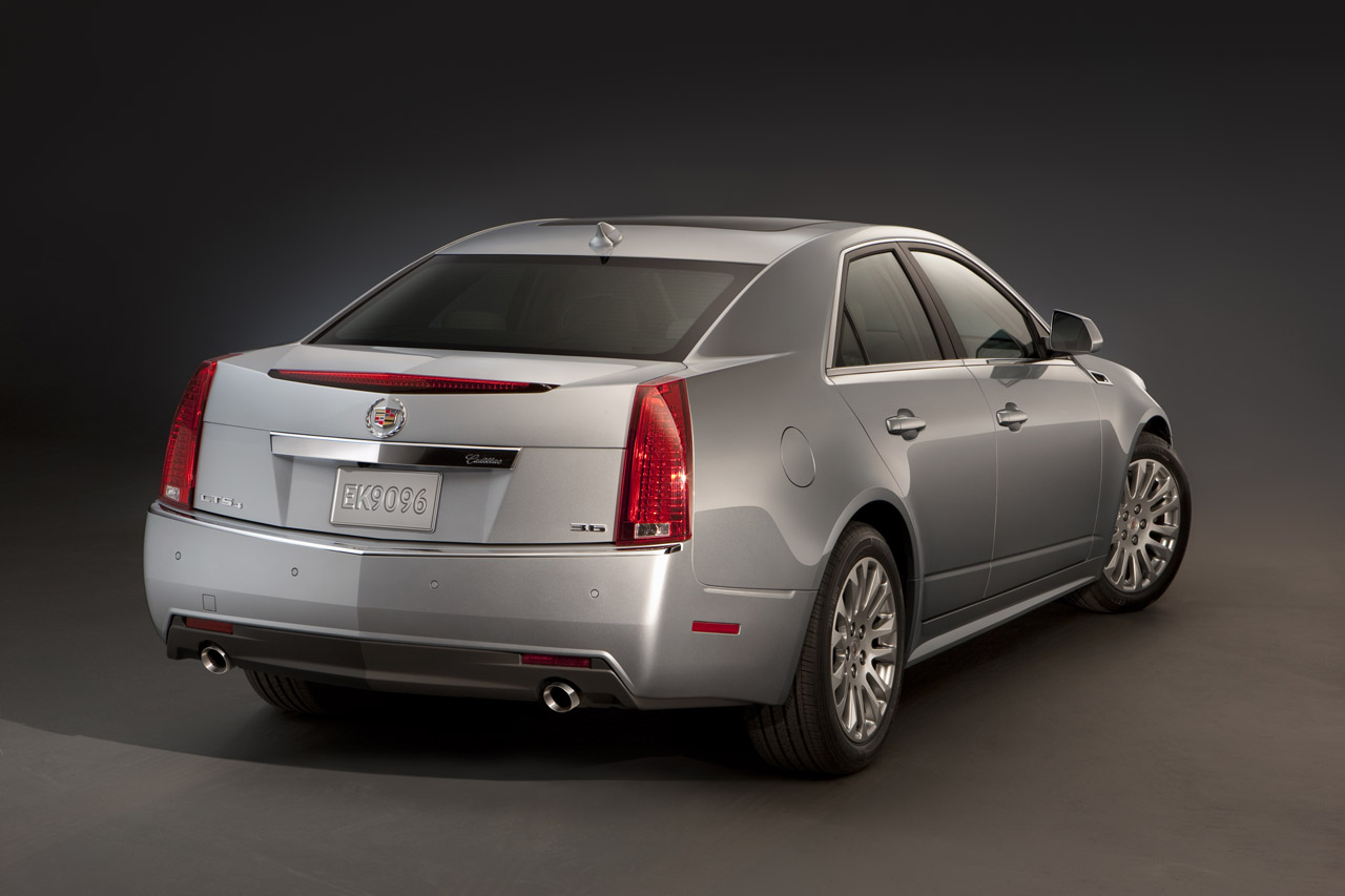 2012 cadillac cts sedan photo gallery autoblog. Black Bedroom Furniture Sets. Home Design Ideas