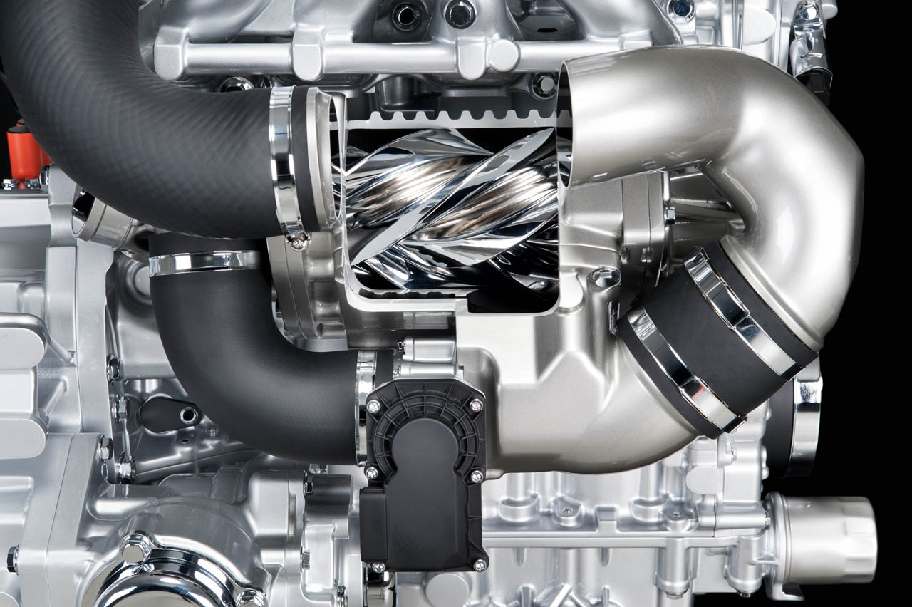 Nissan 2 5-liter Four-cylinder Supercharged Hybrid Photo Gallery