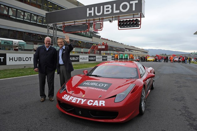 Hublot and Ferrari