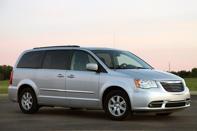 2011 Chrysler Town &amp; Country Touring
