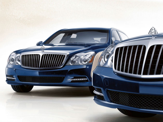 Mercedes-Benz murdering Maybach in 2013, replacing with S600 Pullman