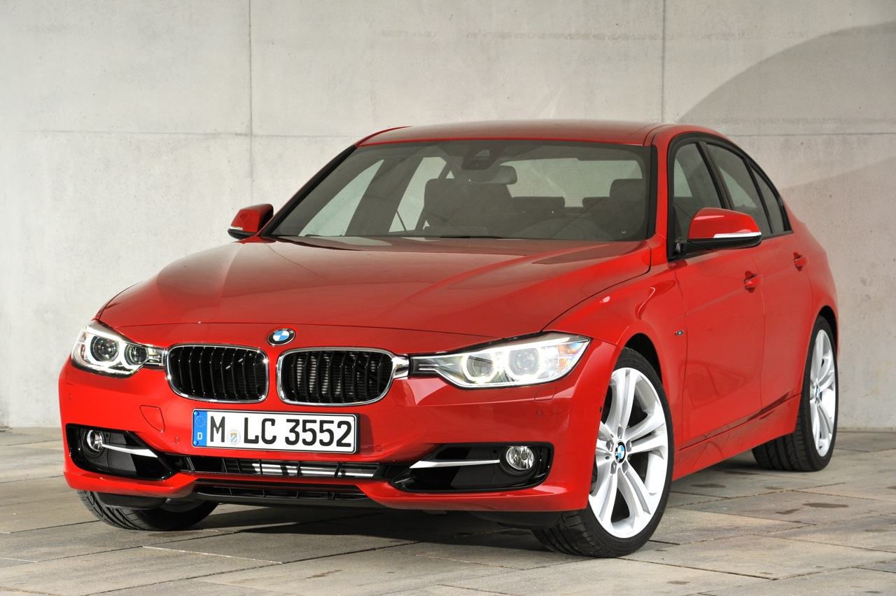 2012 bmw 3 series w video autoblog. Black Bedroom Furniture Sets. Home Design Ideas