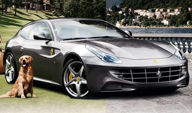 Ferrari FF Neiman Marcus edition