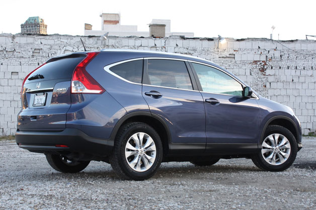 Elegant Four Trim Levels Will Be Available When The 2012 CR V Goes On Sale Next  Month (pricing Has Yet To Be Announced): LX, EX, EX L And EX L With RES.