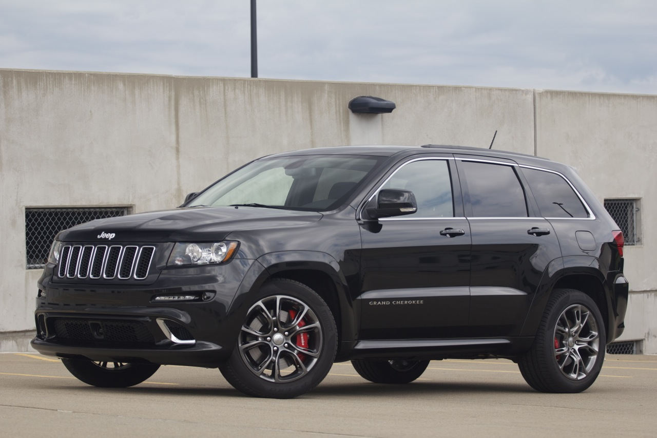 Jeep Grand Cherokee SRT8 News and Reviews  Autoblog