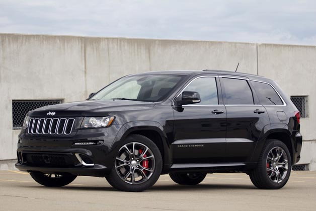 Related Gallery 2012 Jeep Grand Cherokee SRT8: Review