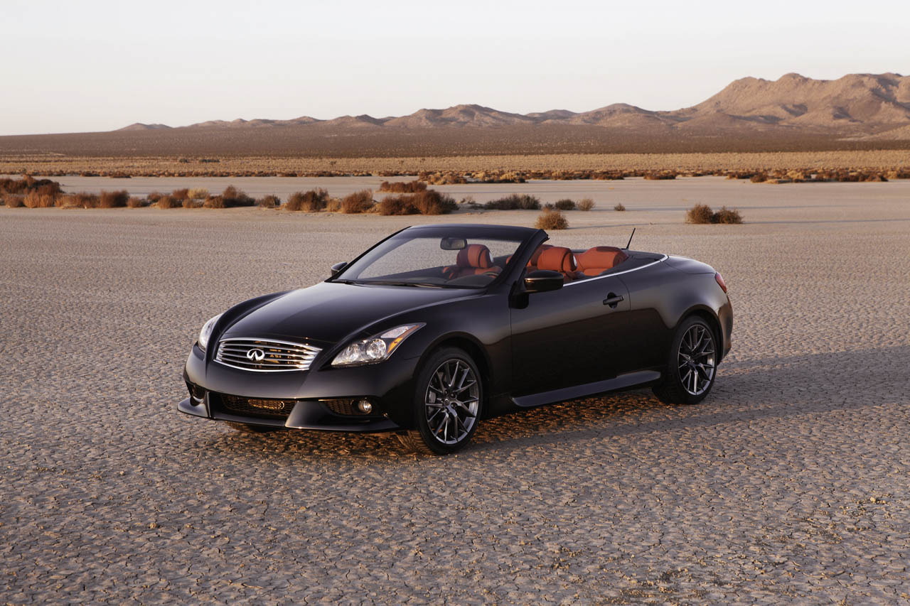 Infiniti g37 convertible news and reviews autoblog vanachro Choice Image