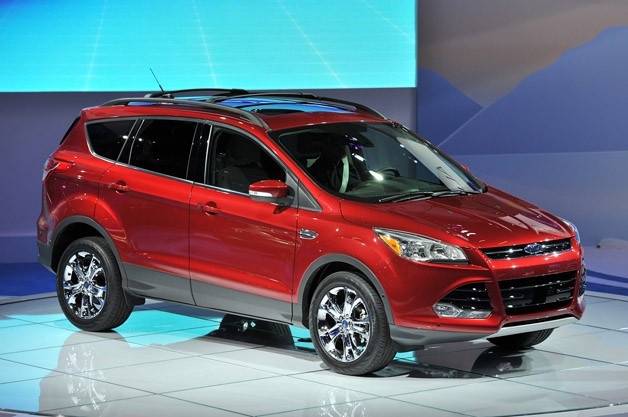 2013 Ford Escape looks better in LA