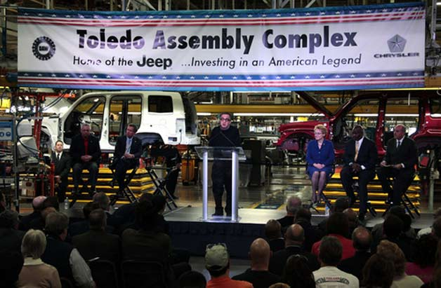 2013 Jeep Liberty announcement