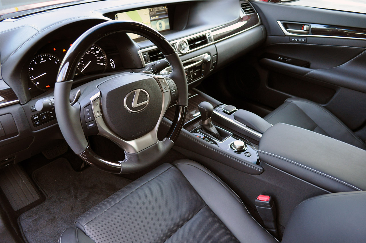 first drive: 2013 lexus gs 350 - autoblog