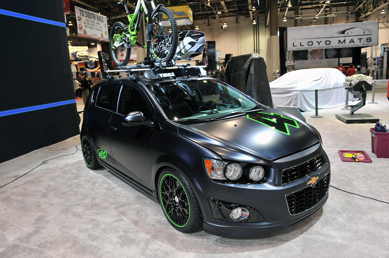 Chevy Spark Uber >> SEMA 2011: Chevrolet Sonic Customs and Concepts Photo Gallery - Autoblog