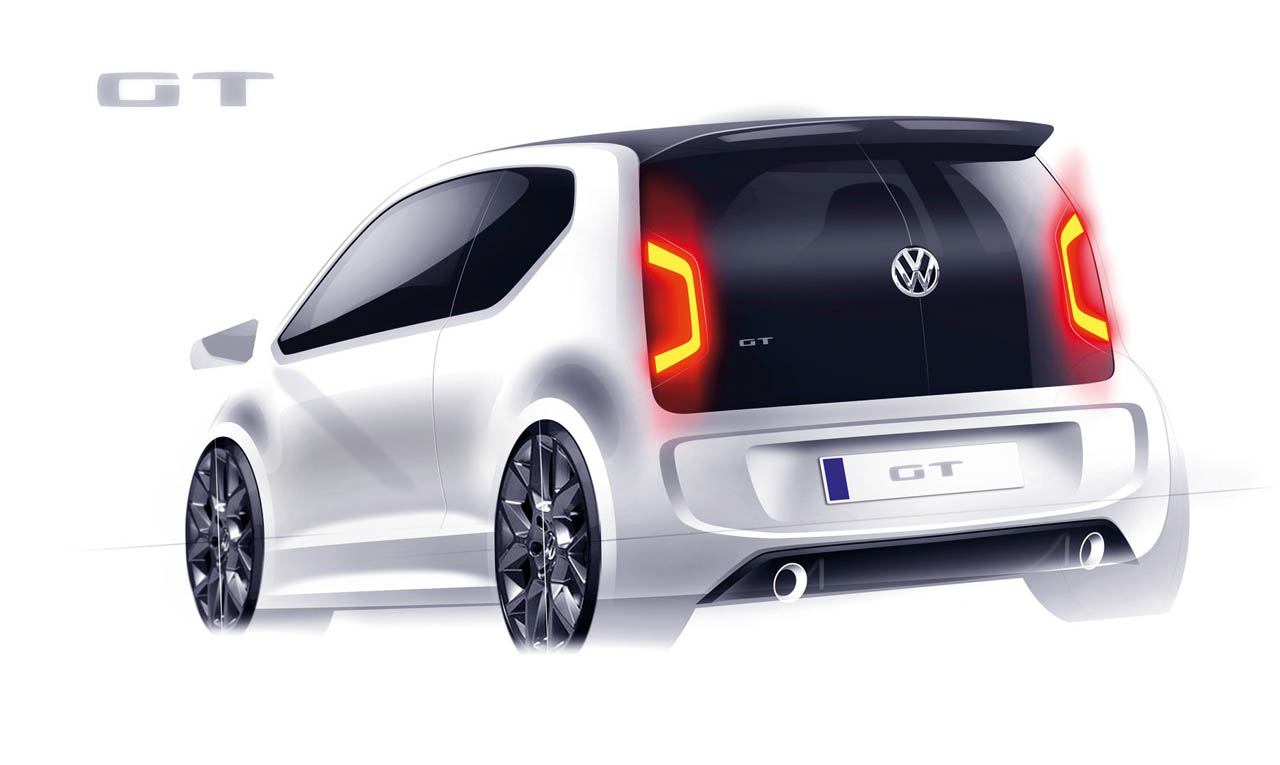 Volkswagen Tipped To Launch Turbocharged Up With 100 Hp