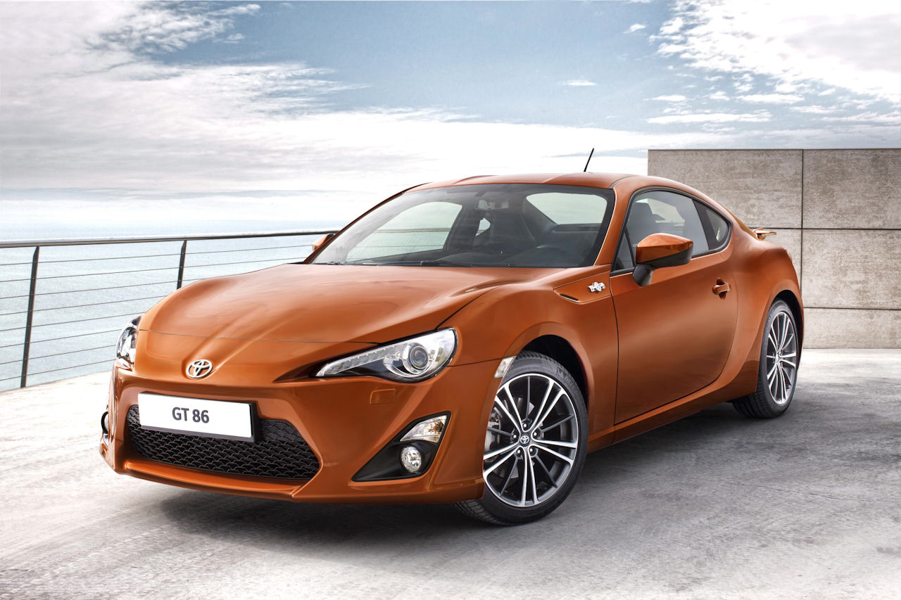 toyota new car release 20122012 Toyota GT 86 Photo Gallery  Autoblog