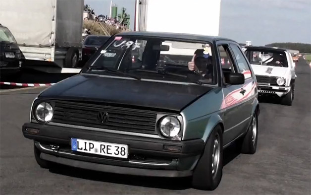900 Horsepower Volkwagen Golf